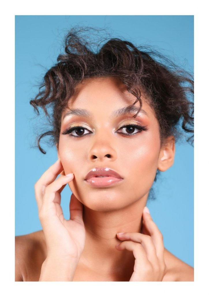 Maquillage professionnel lyon mariage shooting beauté