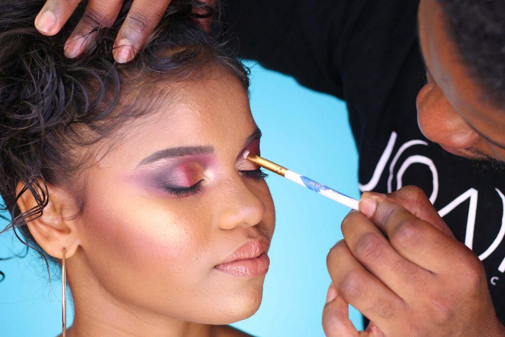 Animation makeup mariage EVJF Lyon