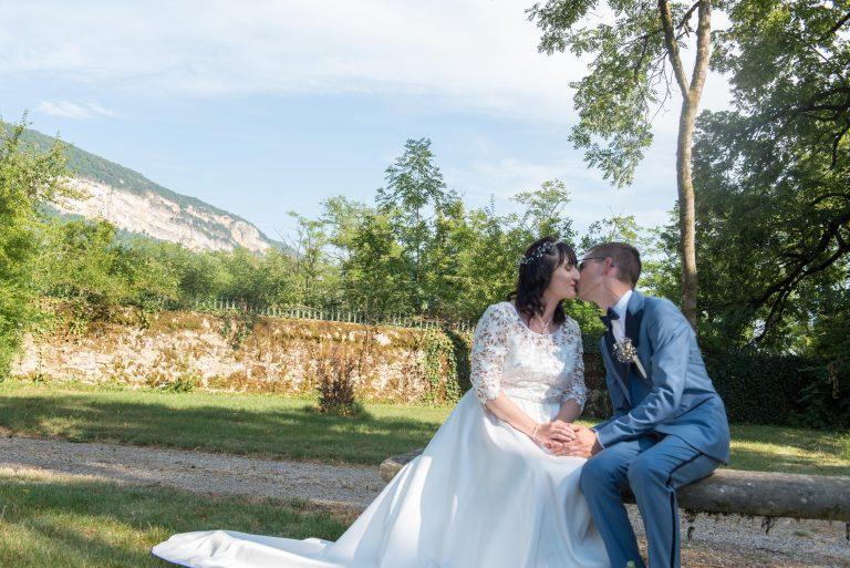 maquillage mariée lyon photo d'art mariage original romantique couple reportage nature