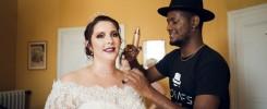 Jour de mariage maquillage mariée Joanes Lyon - Ain Bourg Genève